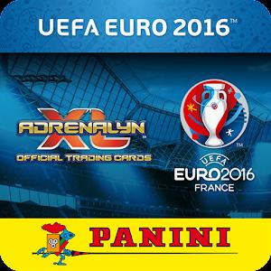 Cover art Adrenalyn XL UEFA EURO 2016