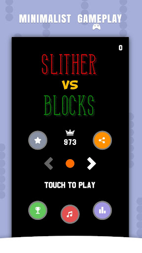 Slither vs Blocks For PC