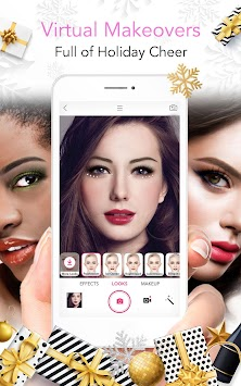 YouCam Makeup: Selfie Makeover APK screenshot thumbnail 1