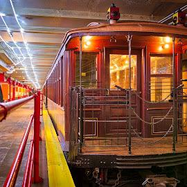 by Dragos Tranca - Transportation Trains