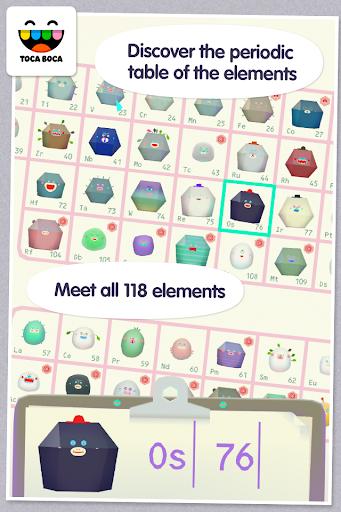 Toca Lab: Elements screenshot 5