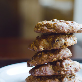 Totally Loaded Oatmeal Cookies | Gluten Free