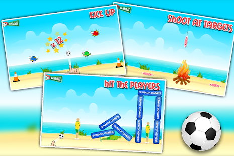 Kickball - Football Game - screenshot