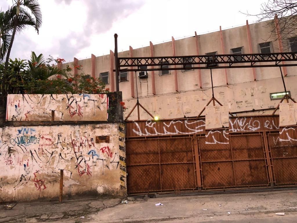 Barracão para Venda/Locação - São Paulo