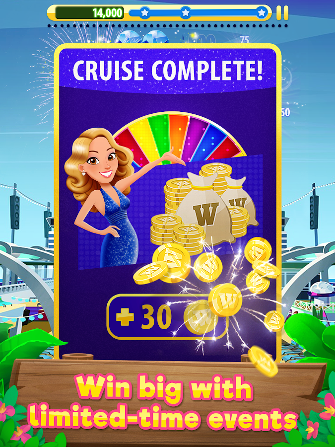Wheel of Fortune PUZZLE POP Screenshot 11