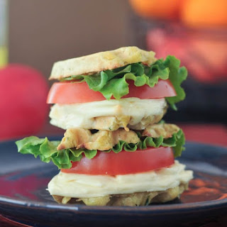 Grilled Cheese Wafflewich Sliders