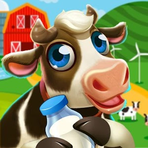 Lucky Fields: Farm games for free Village games For PC / Windows 7/8/10 / Mac – Free Download