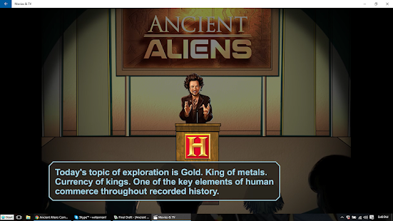 Ancient Aliens: The Game- screenshot thumbnail