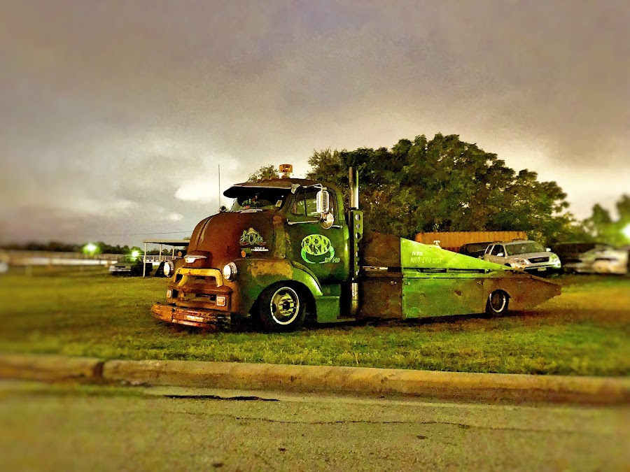 iPhone car pic  by Victor Quinones - Novices Only Objects & Still Life ( cool car truck tow truck )