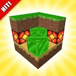 Crafting Games Free + WorldCraft Icon