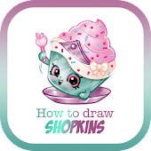 Download How To Draw Shopkins APK on PC