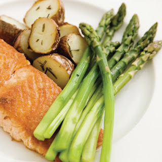 Salmon Potatoes And Asparagus Recipes