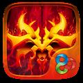 Fantasy Fire GO Launcher