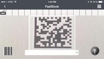 Screenshot of VIN Scanner FastBook®