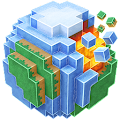 PlanetCraft APK for Bluestacks