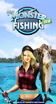 Monster Fishing 2018 apk screenshot