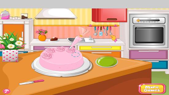 Bake A Cake : Cooking Games- screenshot thumbnail