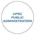 UPSC Public Administration