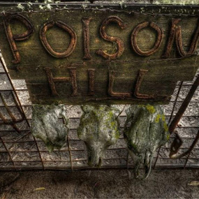 poison hill by Jordiie Hunt - Products & Objects Signs