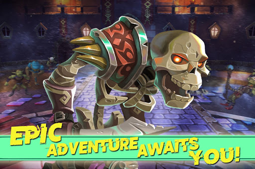 Dungeon Legends  PvP Action MMO RPG Coop Games For PC
