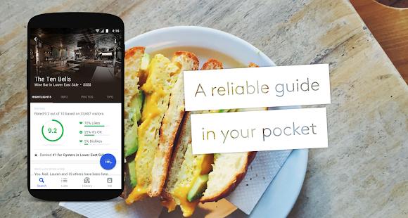 Foursquare — Best City Guide v2016.03.10 Apk
