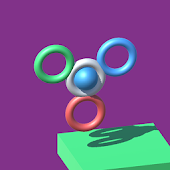Fidget Spinner Color Switch APK for Ubuntu