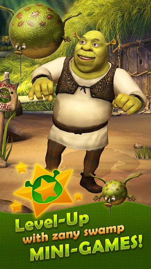 Pocket Shrek Screenshot 3