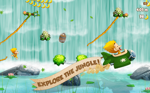 Benji Bananas screenshot 10