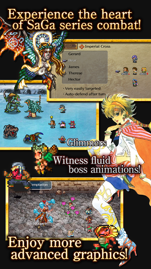 Romancing SaGa 2 Screenshot 3