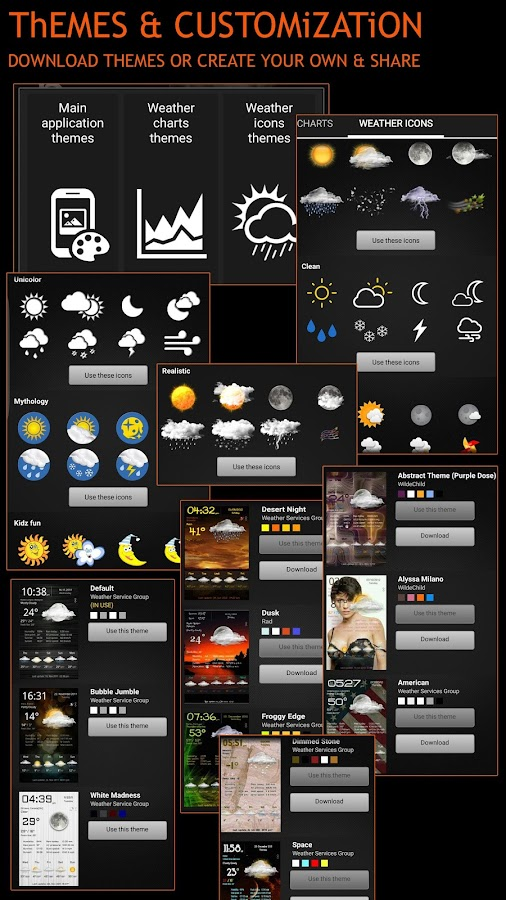 Weather Services PRO Screenshot 4