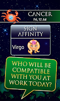 Screenshot of Career & Money Horoscope Pro