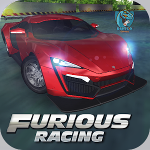 Cover art Furious Racing