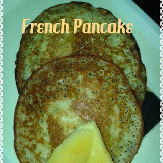 French Pancake | Sweet Crepes