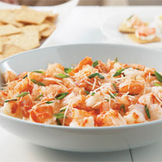Philly Shrimp Cocktail Dip