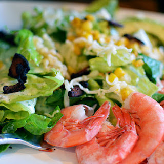 Bacon & Shrimp Salad