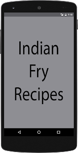 Indian Fry Recipes - screenshot
