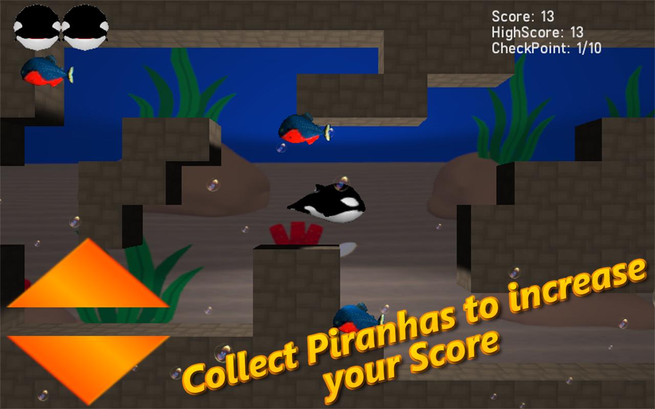 Piranha-Eater 16