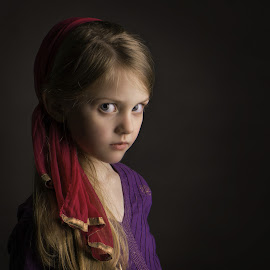 Morgan by Kelly Long - Babies & Children Child Portraits ( studio, children, emotive, portraits,  )