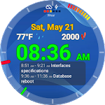 Ultrawatch Free Watch Face Icon