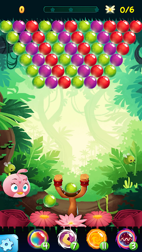Angry Birds POP Bubble Shooter screenshot 2