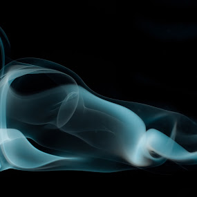 Smokey Tendons by Kate Anthony - Abstract Patterns ( smokey, abstract, see through, smoke photography, art, xray, tendons, transparent, smoke )