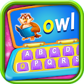 Kids Laptop - Alphabet, Number, Spell & Color Game