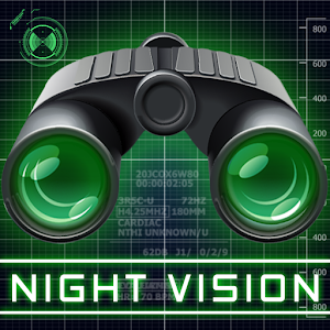 Night Vision Camera Free Prank Icon
