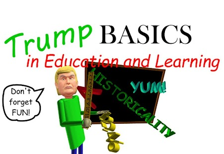 Learn with Trump: School Education and Learning for pc