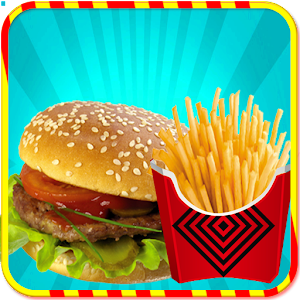 Free Fast Food-Kids Game for Android