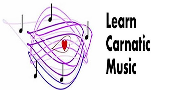 how to learn carnatic music online