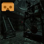 VR Haunted House 3D Icon