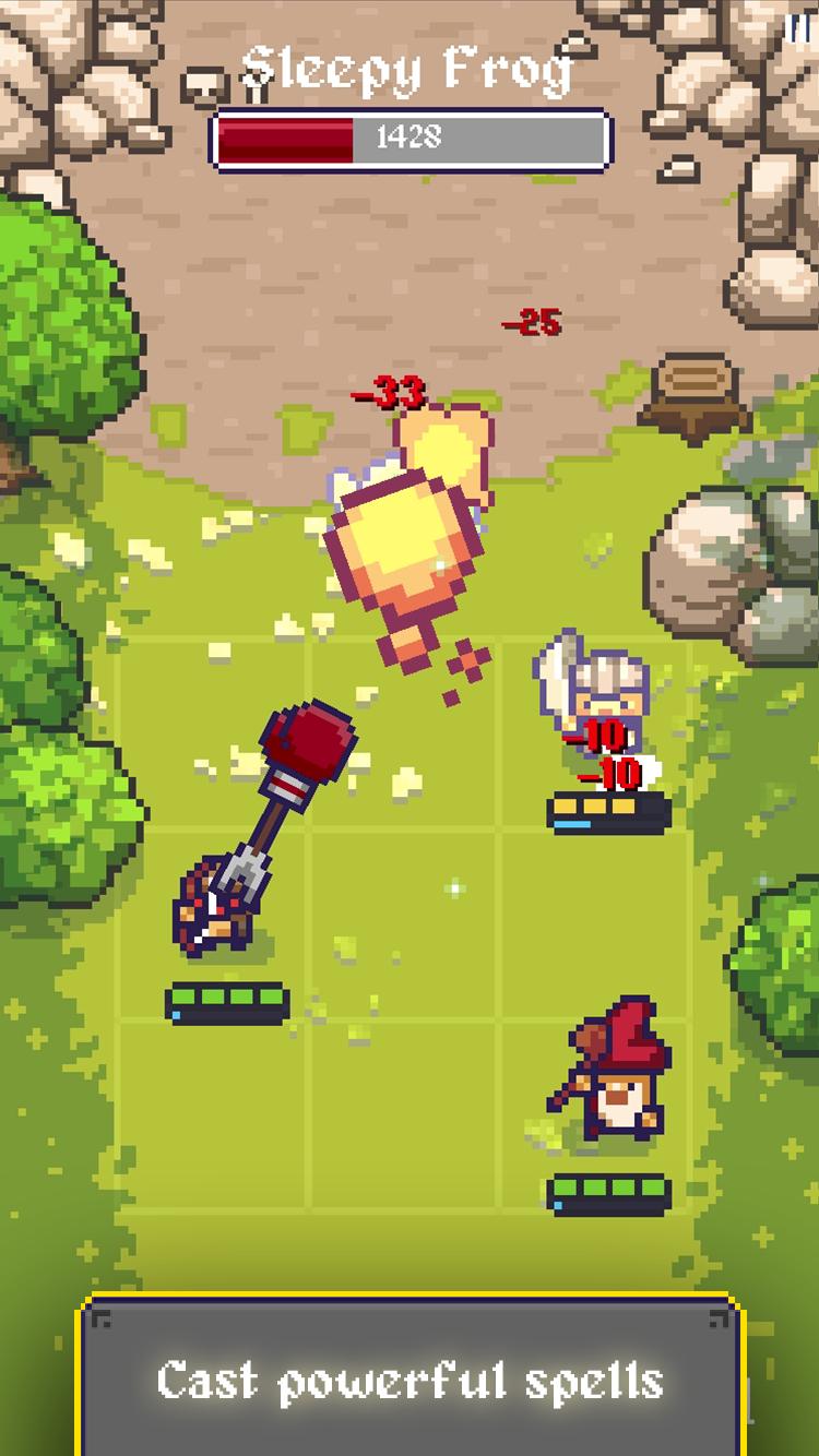 King Crusher – a Roguelike Game Screenshot 3