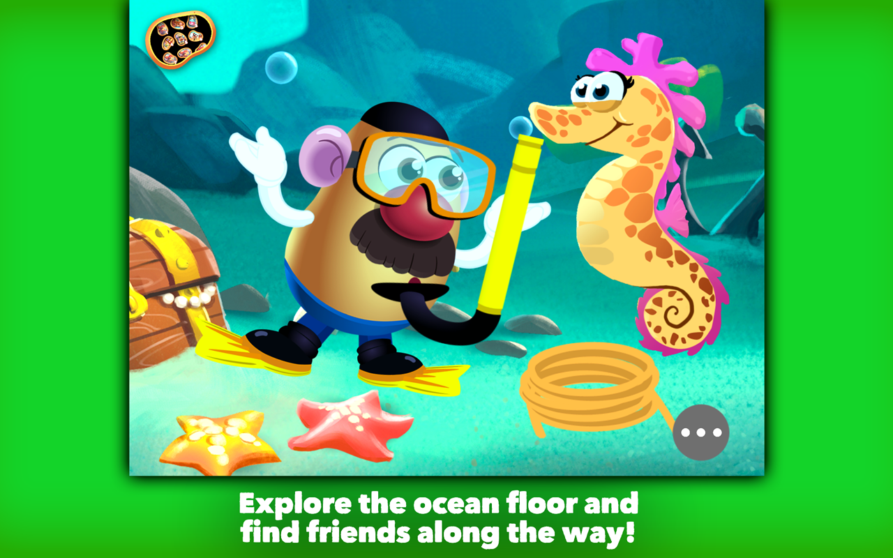 Mr. Potato Head: School Rush Screenshot 19