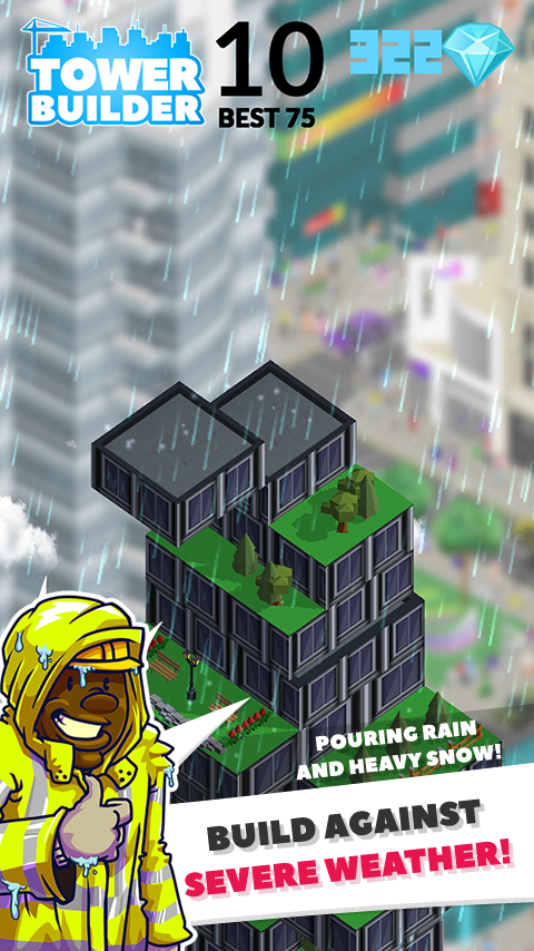 TOWER BUILDER: BUILD IT Screenshot 3